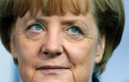 """Mutti"" Merkek has 38% support but the 'imprudent' Mediterranean EU partners also vote indirectly in the AfD"
