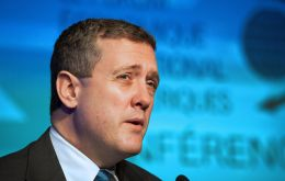 "St. Louis Fed President James Bullard says ""October (FOMC) is a live meeting"""