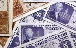 An estimated one in seven Americans - most of them children, elderly or disabled - receive food stamps. 15% of Americans live in poverty