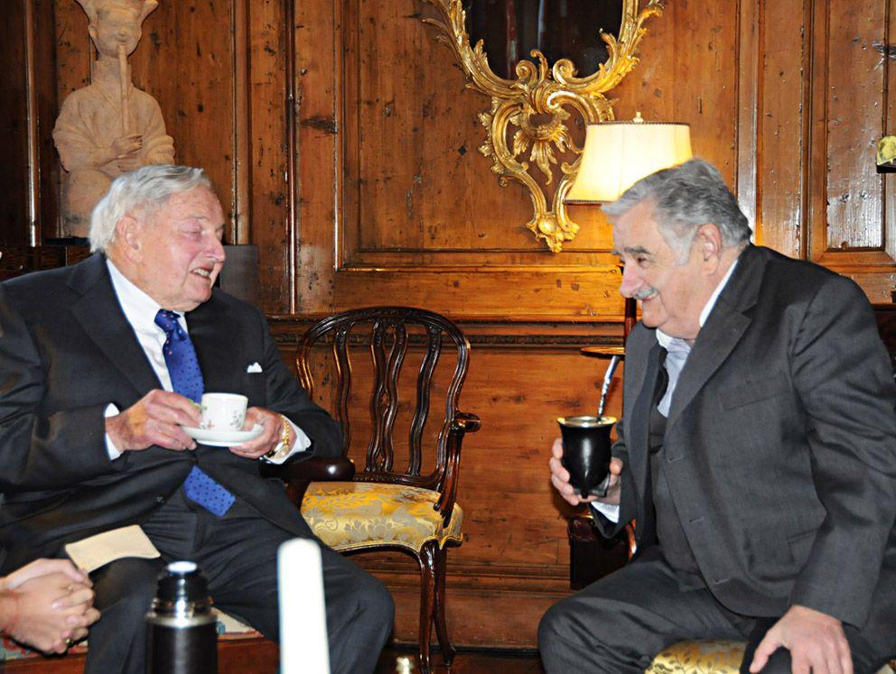Uruguay is much respected in international affairs, said President Mujica — MercoPress