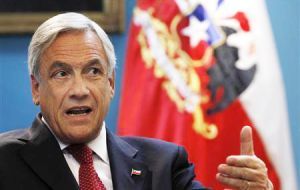 The budget is conservative Piñera's last