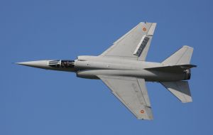 The F-1 has been in service with the Spanish air force for 22 years