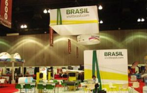 Embratur has held some 180 road-shows at trade exhibitions