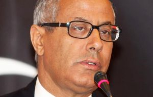 Libyan Prime Minister Ali Zeidan kidnapped apparently by militias from the Interior and Defence ministries