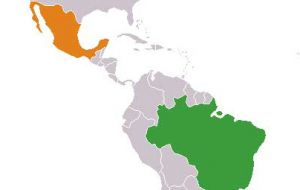 Brazil and Mexico remain the main magnets for FDI according to the ECLAC report