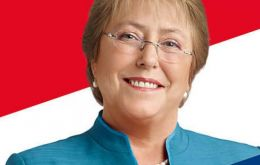 Former president Michelle Bachelet leads comfortably in opinion polls