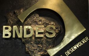 The Brazilian treasury has funneled almost 140bn dollars to BNDES