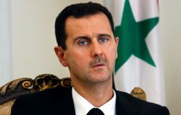 Syrian President Bashar al-Assad, a longtime ally of Iran, Riyadh's main regional rival at the heart of the controversy