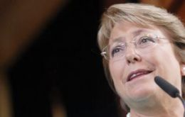 Bachelet applied the anti-terrorist law during her presidency (2006/2010)