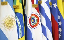 Mercosur members: Argentina, Brazil, Paraguay and Venezuela, in the list of countries mentioned in the IAPA negative report