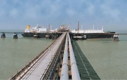 Spain's GNF will supply a second terminal on the shallow Parana river because it has the right tankers