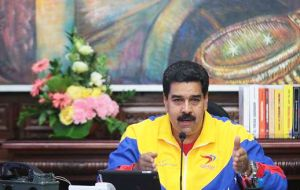 Maduro announced the initiative ahead of the December municipal elections which could bring surprises to food short Venezuela