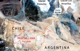 Pascua-Lama project, in the Argentine/Chile Andres had been a key growth project for Barrick but also a drain on its cash reserves