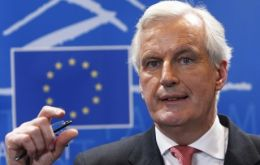 "Commissioner Michel Barnier: ""no well-founded complaints against Gibraltar"""