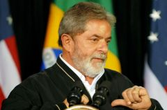 The spying took place during the first mandate of President Lula da Silva according to Folha de Sao Paulo