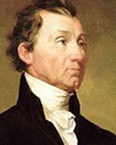 US President James Monroe announced the doctrine in 1823