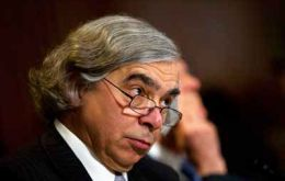 US Secretary of Energy Ernest Moniz was asked about the issue in Madrid