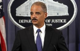 """The conduct uncovered in this investigation helped sow the seeds of the mortgage meltdown"" said Attorney General Eric Holder"