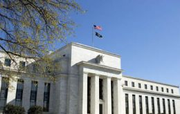 The Federal Reserve target is to keep inflation under 2%