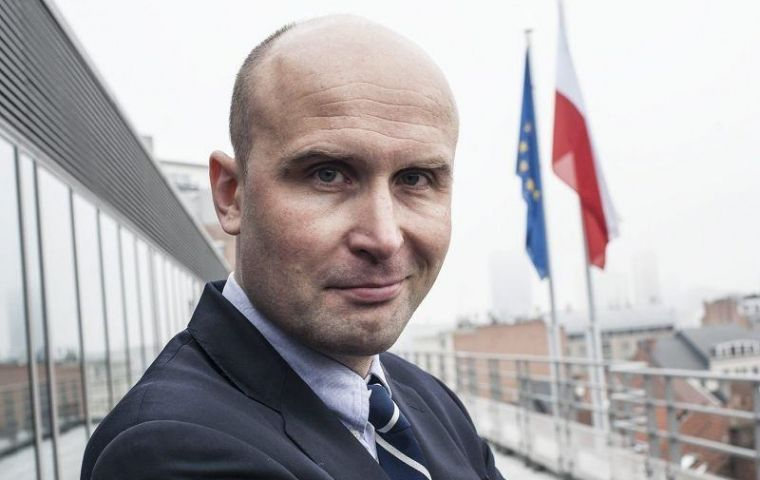 Marcin Korolec, who is chairing the talks, was fired as Polish environment minister in the midst of the conference