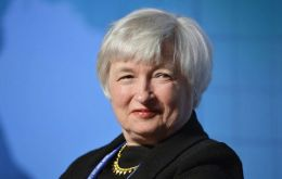 The Senate will vote on her nomination as Fed's chairwoman in December and there seems to be sufficient votes