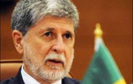 """While we wait until joint decisions in Unasur we can work bilaterally as we are doing with Argentina"" said Amorim"