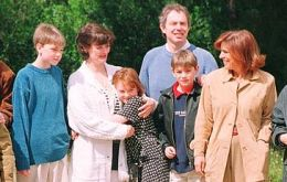 Tony Blair and then Spanish President Aznar worked out the details during a family summer holiday in Doñana