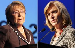 Bachelet or Matthei, but with how much support?
