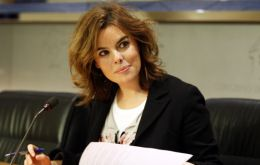 """All illegal donations will have to be paid back,"" said Deputy Prime Minister Soraya Saenz de Santamaria"