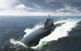 The 'Successor' submarine is expected to replace the Vanguard Class from 2028