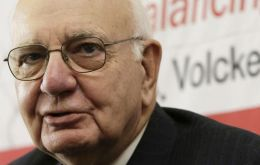 "Volcker hopes it will ""help the process of restoring trust and confidence in commercial banking institutions"""