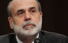 Markets rebounded strongly following the announcement from Ben Bernanke