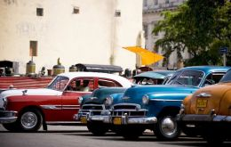 Havana has been known as a classic cars 'paradise' with its fifties and sixties models
