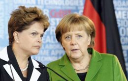 The two powerful ladies, Angela and Dilma are furious about US NSA spying into their countries and even their personal mobiles