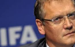 "Valcke: ""The finishing touches are crucial, and they need to be added in a number of areas."""