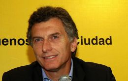 Buenos Aires City is ruled by conservative mayor Mauricio Macri