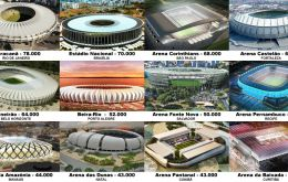 The 500m dollars stadium comes with a five-year guarantee