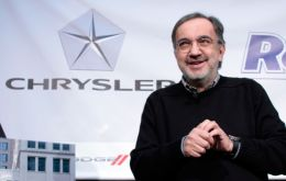 "Fiat's CEO Sergio Marchionne: one of life's ""defining moments that go down in the history books"""