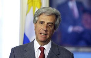 Tabare Vazquez wants another chance