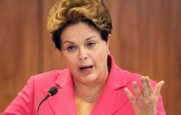 Dilma Rousseff faces re-election this year and there are fears she might be unwilling to cut spending