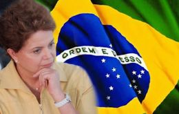 Stubbornly high inflation poses a major challenge for Rousseff, who plans to run for re-election in October