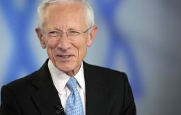 Fischer has a long international experience and was professor of both Bernanke and Dragui at MIT