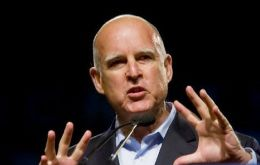 Governor Jerry Brown does not support a ban on fracking and insists the new law is rigorous.
