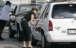 Fuel prices soared 3.1% in December