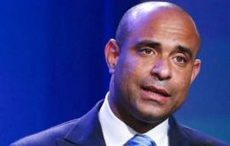 """The elections will take place this year and my government will provide the means to support the electoral council"" said Lamothe."