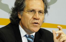 Minister Almagro pointed to Argentina