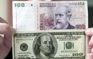 The central bank lost another 180 million dollars in reserves