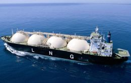 There is a world boom in LNG because of the Japanese demand