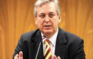 Minister Figuereido told Senators the Caracas meeting will take place 12/13 February