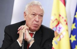 Garacía-Margallo ministry sets out Spain's Gibraltar position in detailed answer to Basque MP Jon Iñarritu